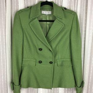 Tahari Military Style Suit Jacket